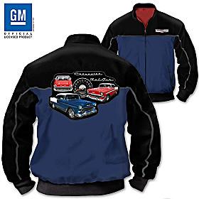 Chevy Bel Air Men's Jacket
