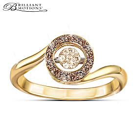 Indulgence Diamond Ring