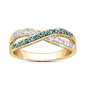 Paradise Diamond Ring