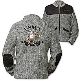 The Few, The Proud, The Marines Men's Jacket