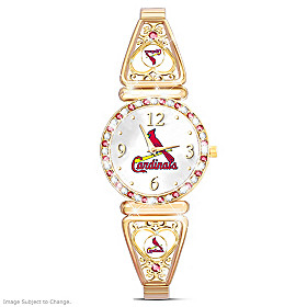 My Cardinals Women's Watch