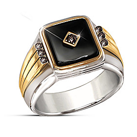 Black Label Ring