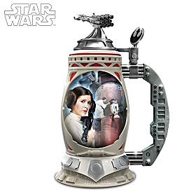 STAR WARS Princess Leia Stein