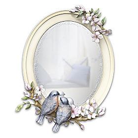 Springtime Songbirds Mirror