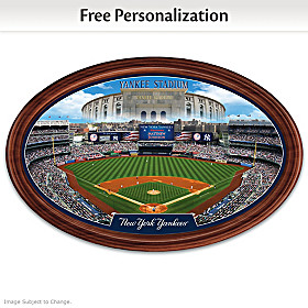 New York Yankees Personalized Stadium Wall Decor