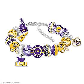 Fashionable Fan Tigers Bracelet