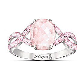 Dazzling Hope Ring