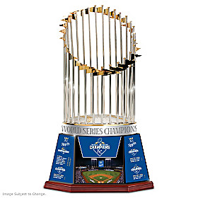 2015 World Series Royals Commemorative Trophy