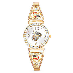 Marine Corps Pride Women's Watch