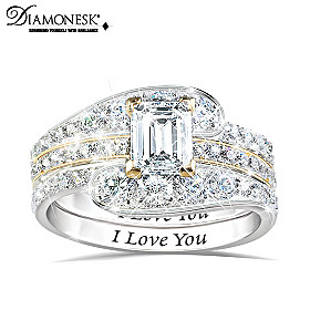 Love's Devotion Ring