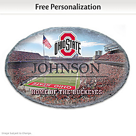 Ohio State University Personalized Welcome Sign