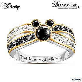 Disney Sparkling Magic Ring