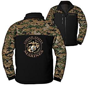 Marine Corps Spirit Men's Jacket