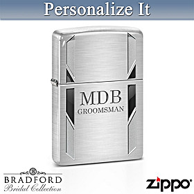 Personalized Zippo® Lighter
