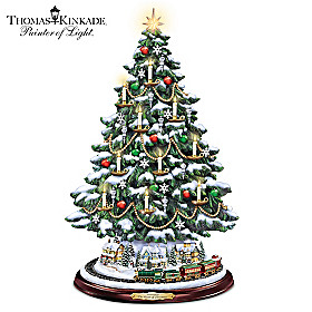 Thomas Kinkade The Heart Of Christmas Tree