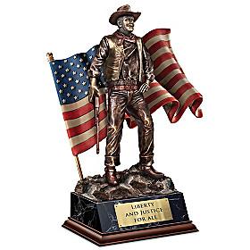John Wayne: American Sculpture