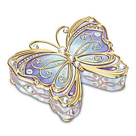 Precious Jewel To Treasure Forever Music Box