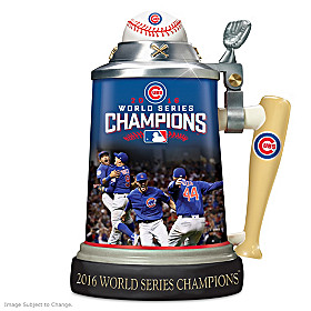 Chicago Cubs 2016 World Series Stein