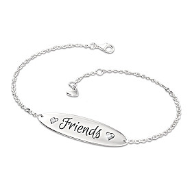 Forever Friends Diamond Bracelet