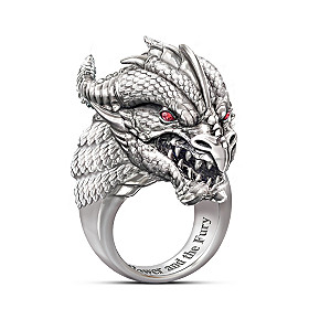 Power And Fury Ring