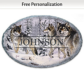 Gathering Of The Pack Personalized Welcome Sign
