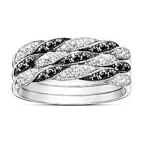 Day To Night Diamond Ring
