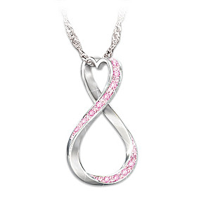Forever Hope Pendant Necklace