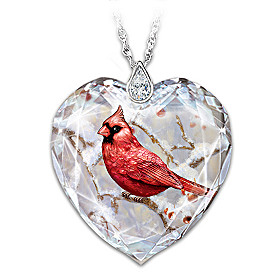 Messenger From Heaven Pendant Necklace