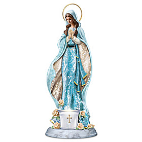 Blessed Mary Sculpture