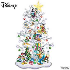Magic Of Disney Christmas Tree