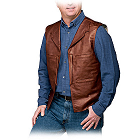 John Wayne Replica Men's Vest