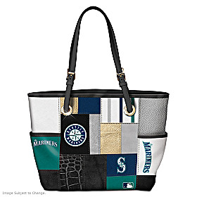 Seattle Mariners Tote Bag