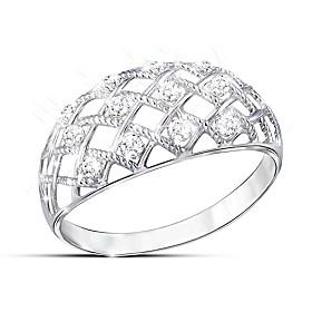 Diamond Dazzle Diamond Ring