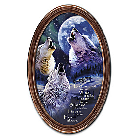 Spirits Call Collector Plate