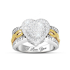 All My Love Diamond Ring