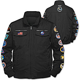 Space Mission Men's Jacket