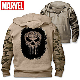 The Punisher Men's Hoodie