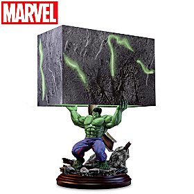 HULK Smash Lamp