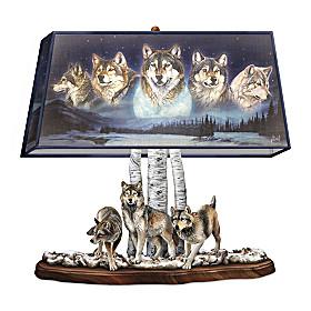 Mystic Sentinels Lamp