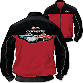 Corvette Men's Jacket