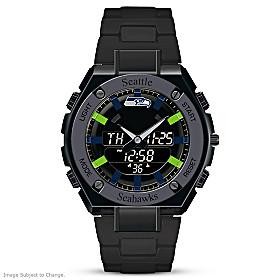 It's Seahawks Time! Men's Watch