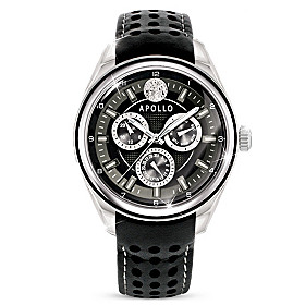 Apollo Missions Collector's Edition Men's Watch