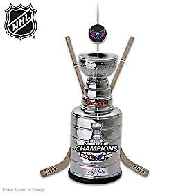 Washington Capitals® 2018 Stanley Cup® Ornament