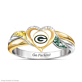 Green Bay Packers Pride Ring
