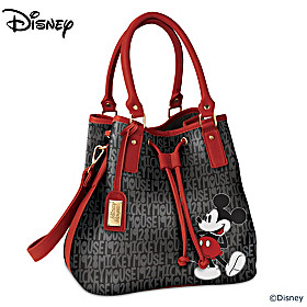 Disney Forever Mickey Mouse Handbag