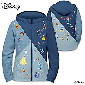 The Magic Of Disney Women's Jacket