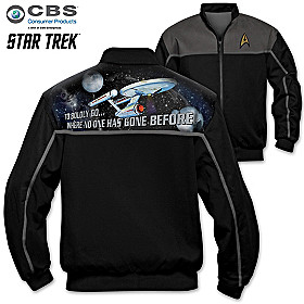 STAR TREK Men's Jacket