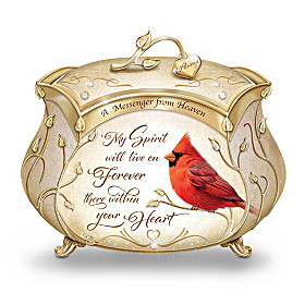 A Messenger From Heaven Music Box