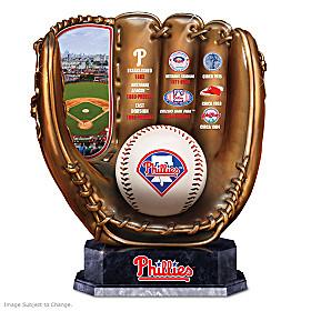 Philadelphia Phillies Glove Sculpture