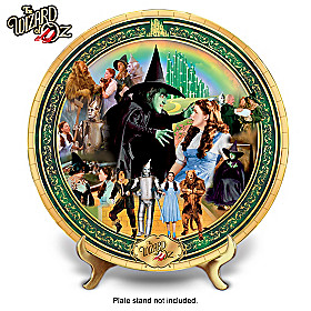 THE WIZARD OF OZ Masterpiece Collector Plate